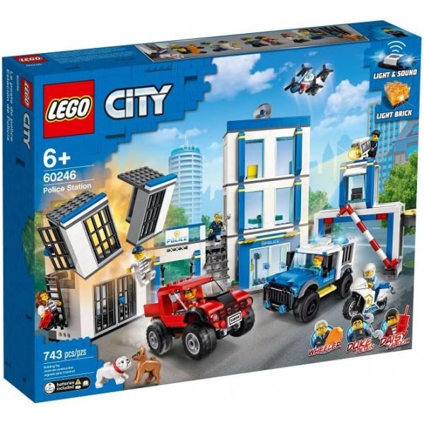 60246 Police Station