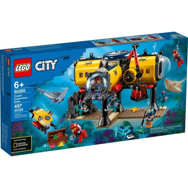 60265 Ocean Exploration Base