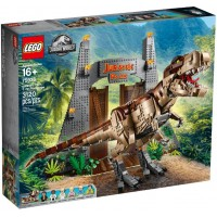 75936 Jurassic Park: T-rex Rampage