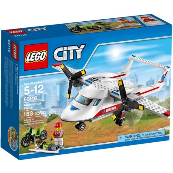 60116 Ambulance Plane