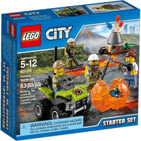 60120 Volcano Starter Set