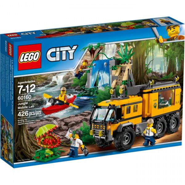 60160 Jungle Mobile Lab