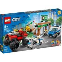 60245 Police Monster Truck Heist
