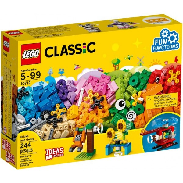 10712 Bricks and Gears