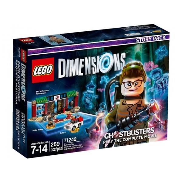 71242 Ghostbusters: Play the Complete Movie