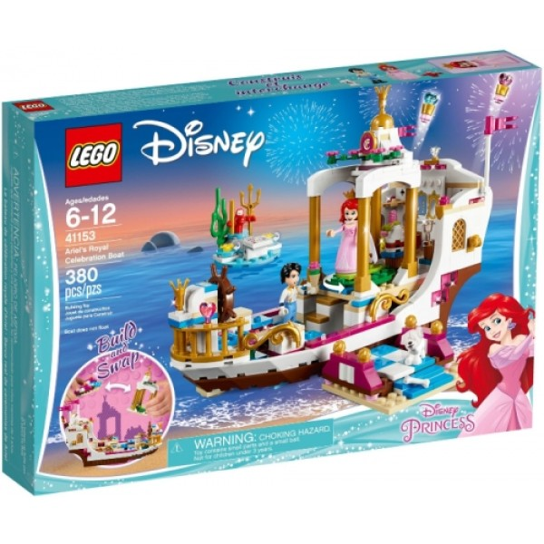 41153 Ariel's Royal Celebration Boat