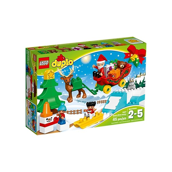 10837 Santa's Winter Holiday