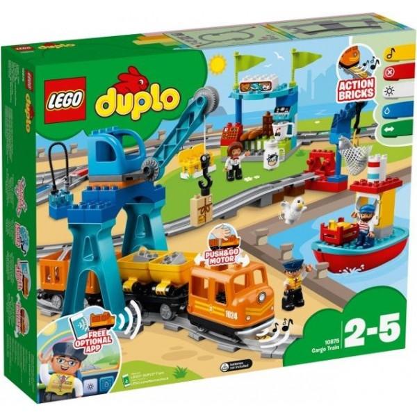 10875 Cargo Train