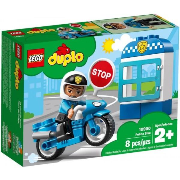 10900 Police Bike