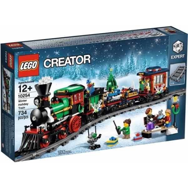10254 Winter Holiday Train