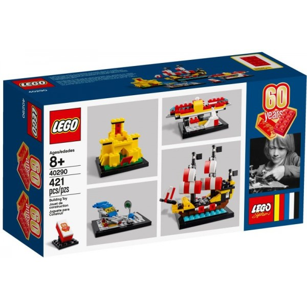 40290 60 Years of the LEGO Brick