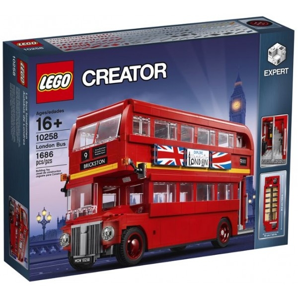 10258 Routemaster London Bus