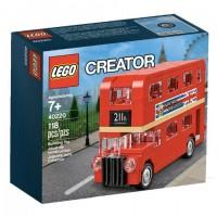 40220 Mini London Bus