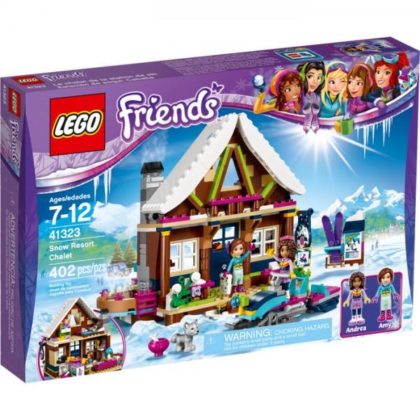 41323 Snow Resort Chalet