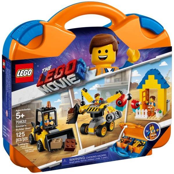 70832 Emmet's Builder Box!