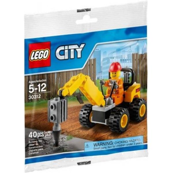 30312 Demolition Driller polybag