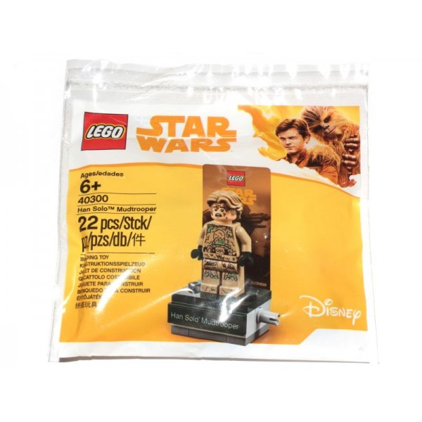40300 Han Solo Mudtrooper polybag