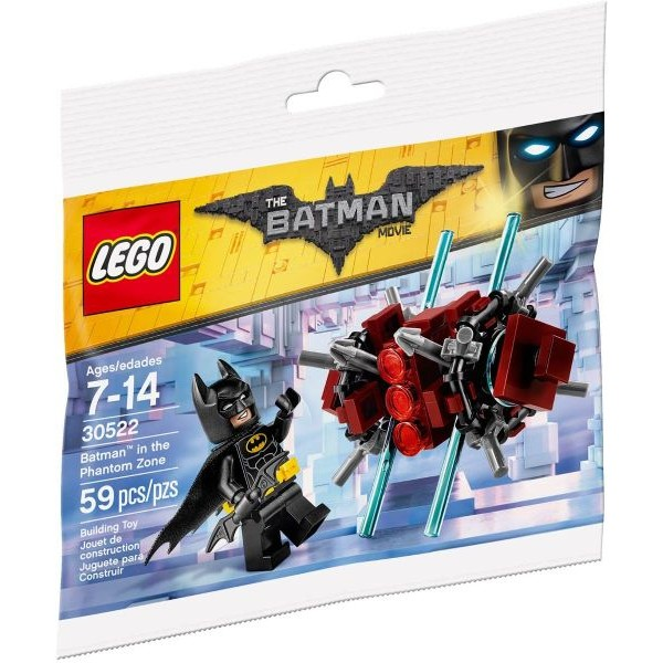 30522 Batman in the Phantom Zone polybag