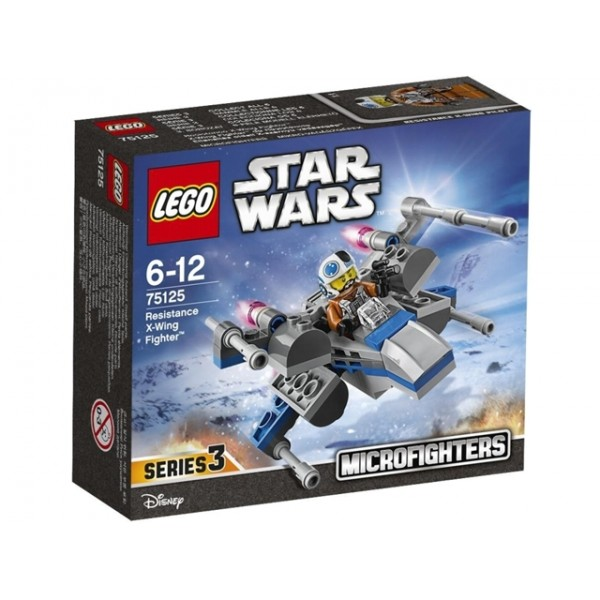 75125 Resistance X-wing Fighter