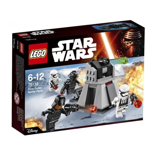 75132 First Order Battle Pack
