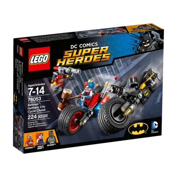 76053 Gotham City Cycle Chase
