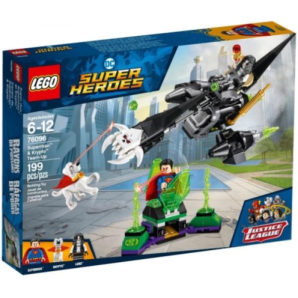 76096 Superman & Krypto Team-Up