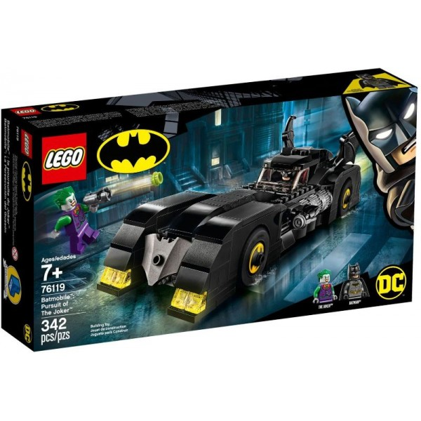 76119 Batmobile Pursuit of The Joker