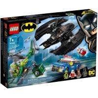 76120 Batman Batwing and The Riddler Heist