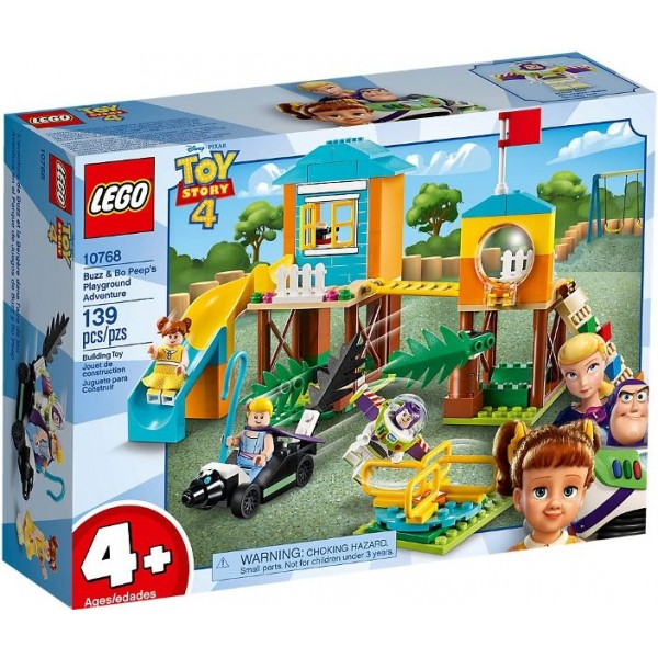 10768 Buzz and Bo Peep's Playground Adventure